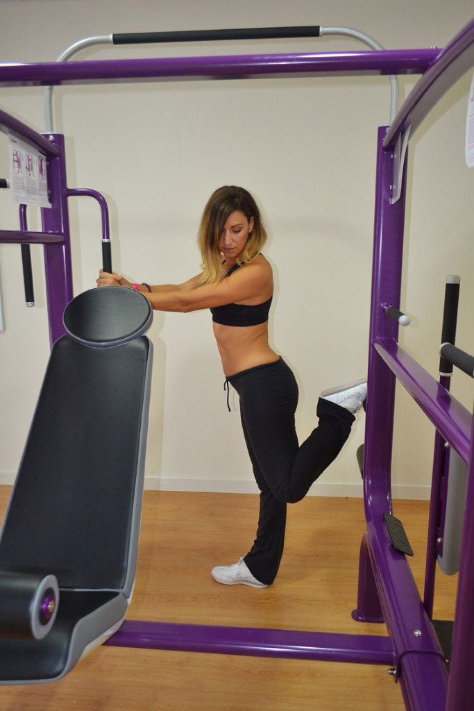 39 curves 39 el gimnasio femenino for Gimnasio 30 minutos