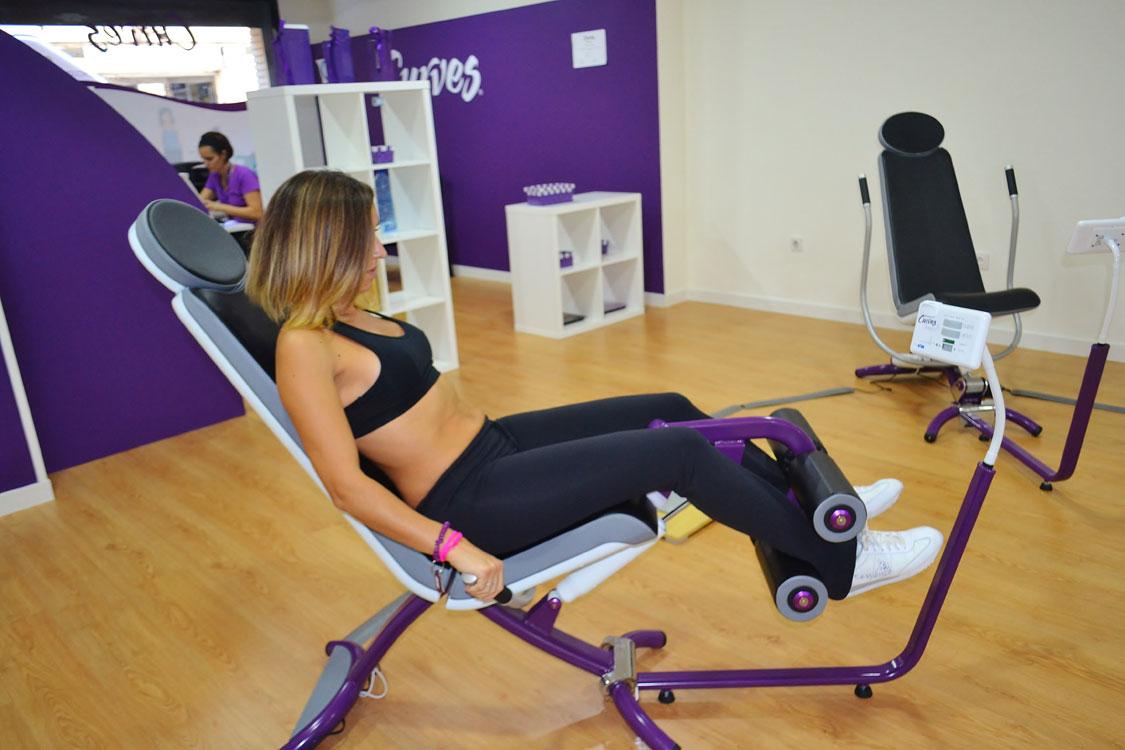 39 curves 39 el gimnasio femenino for Gym mas cercano