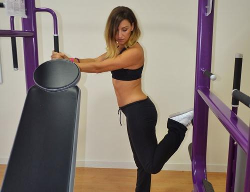 'Curves' el gimnasio femenino