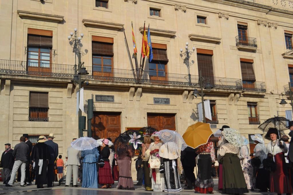 Plaza de España de Alcoy